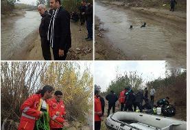 جوان ۳۱ ساله بابلی در رودخانه بابلرود غرق شد
