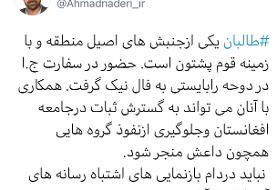 نماینده تهران: ایران باید همکاری با طالبان را گسترش بدهد!
