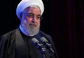 آغاز افتتاح طرحهای وزارت نیرو با حضور روحانی