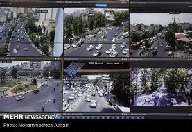 تشریح وضعیت ترافیک صبحگاهی معابر بزرگراهی تهران