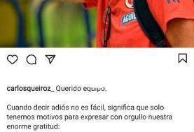 عکس | خداحافظی احساسی کی روش با هواداران کلمبیا | میراث خوبی برای شما ...