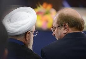 روحانی به مجلس نرفت، قالیباف بودجه را تحویل نگرفت