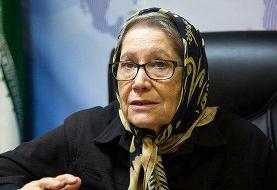 کرونا در ایران؛ مینو محرز: واکسن تایید شده هر کشوری را باید تزریق کرد