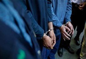 انهدام باند سارقان اماکن و ادارات دولتی در اهواز/ دستگیری ۶ نفر