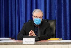وزیر بهداشت: نارفیقیها ما را به سمت مرگهای سهرقمی برد