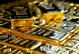 عقب نشینی طلای جهانی در برابر صعود دلار