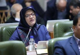 برخورد لفظی در شورای شهر تهران بر سر تذکر به وزیر بهداشت/ رئیس جلسه میکروفن خداکرمی را قطع کرد