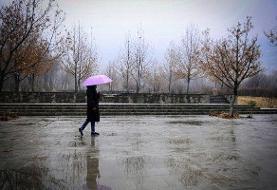 فردا سامانه بارشی بخشی از کشور را تحت تاثیر قرار می دهد