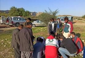 تصادف مینیبوسهای حامل کارگران در خوزستان/ ۳۰ نفر زخمی شدند