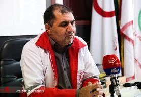 ۳۰ مصدوم در تصادف زنجیرهای استان خوزستان