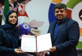 توافق فدراسیون تیراندازی با مشهورترین مربی زن ایران