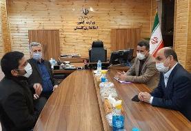 دیدار دبیر با مسئولان سیاسی گلستان/ قول استاندار و نمایندگان مجلس برای کمک به کشتی