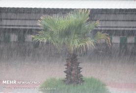 سامانه بارشی جدید شنبه وارد خوزستان میشود / دما کاهش مییابد