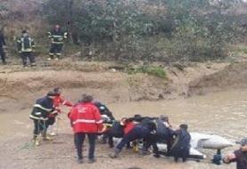 جسد مرد ۳۱ ساله در بابلرود از آب گرفته شد