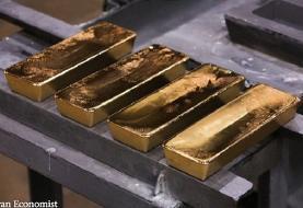 دلارِ ارزان طلا را گران کرد