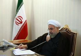 گفت و گوی تلفنی روحانی با اردوغان