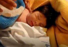 زنده شدن نوزاد آبدانانی در غسالخانه
