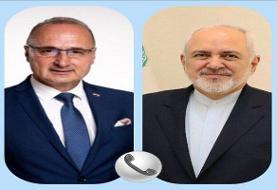 رایزنی ظریف با همتای کرواسی/ همدردی با ایران در پی ترور فخریزاده