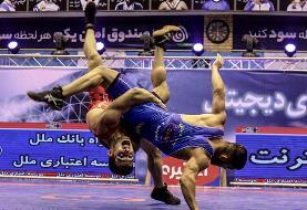 دورخیز کشتی ایران برای قهرمانی آسیا و کسب سهمیههای المپیک