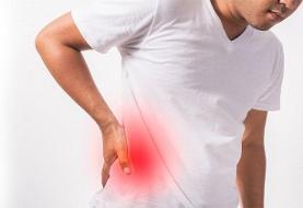 قولنج نفریتیک؛ دردی شدید در ناحیه کمر