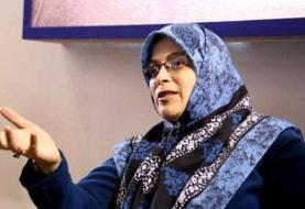آذر منصوری: معرفی کاندیدای زن در انتخابات ۱۴۰۰ از سوی اصلاحطلبان مطرح است