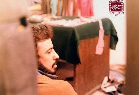 عکسی منتشر نشده از علی حاتمی که لیلا حاتمی به موزه سینما اهدا کرد