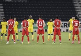 پرسپولیس قطعاً فینالیست لیگ قهرمانان آسیا است