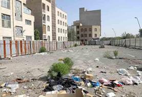 بهسازی فضاهای بیدفاع شهری منطقه ۱۳