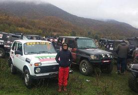 ببینید | نایبقهرمانی لاله صدیق در مسابقات رالی آفرود ارمنستان