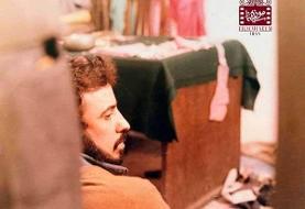عکسی دیده نشده از سعدی سینمای ایران