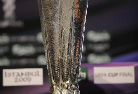تکلیف ۳۷ تیم حاضر در لیگ فوتبال اروپا مشخص شد