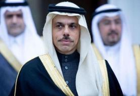 وزیر خارجه عربستان: از بایدن میخواهیم جلوی ایران را بگیرد