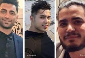 حکم اعدام سه محکوم اعتراضات آبان نقض شد