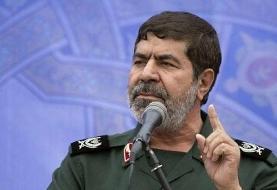 سردار شریف: هیچ فهرستی از توطئه نکرده آمریکا در قبال ملت ایران وجود ندارد