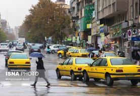 هشدار سازمان هواشناسی نسبت به تشدید بارش در کشور