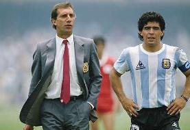 تنها آرژانتینی دنیا که مرگ مارادونا را از او پنهان کردند | تلویزیونی که ...