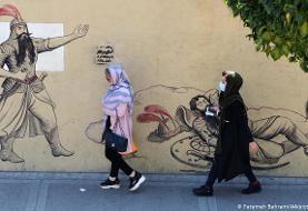 کرونا درایران؛ تهران نارنجی است، هفت شهر