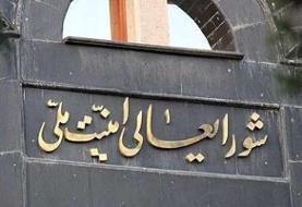 مصوبه هستهای مجلس به زیان مصالح ملی نیست