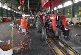 تولیدات ۹۹ درصدی قطعات مونتاژی؛برگ برنده تراکتورسازی کردستان