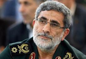 جزئیات سفر فرمانده نیروی قدس سپاه به عراق