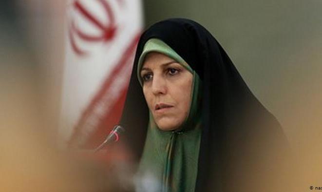 صحبت ممنوع: معاون سابق روحانی در امور زنان به حبس و جزای نقدی محکوم شد! نهادهای امنیتی و انتظامی شاکیان او بودند