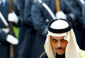 عربستان: دستمان برای گفتوگو با تهران دراز است/ آماده مشارکت در مذاکرات هستهای ایران هستیم