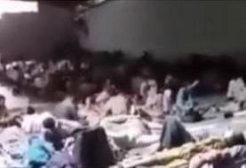 ایران: دو تصویر نشرشده بدرفتاری با مهاجران افغان قدیمی و جعلی است