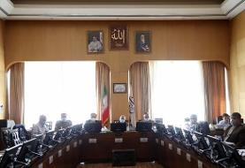 نشست کمیسیون صنایع با وزیر و معاونان وزارت اطلاعات