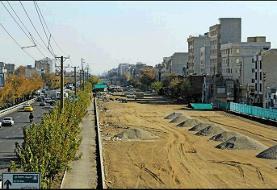 احداث باغراه به روی قطار تهران - تبریز   هزینه ۵۰۰ میلیاردی برای باغراه حضرت فاطمه زهرا(س)