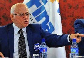 امینی: لغو انتخابی المپیک واترپلو تخطی از نصصریح قانون است