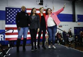 Warren enlists high-profile congresswomen in New Hampshire push