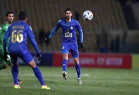 دو بازیکن اصلی استقلال دیدار با الاهلی را از دست دادند