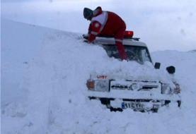 ۷ کشته و ۷۸ مصدوم بهدلیل ریزش برف و سقوط بهمن در گیلان