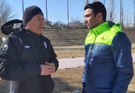 ملاقات اسکوچیچ و جواد نکونام با طعم زبان اسپانیایی